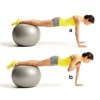 15 minute workout to flat belly....love getting new ideas for myself and clients! can't wait to try this move!
