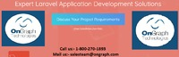 Laravel development company: Ongraph Technologies offers custom laravel development services and laravel web application services at a cost effective price. Call us to get a Free Quote for your project. Our Laravel PHP framework development is highly intu...