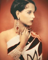 Louise Brooks - I love how fresh this still feels even though it was taken nearly 100 years ago