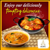 avari indian tempting delicacies.jpg  Enjoy our deliciously tempting delicacies! �œ… Menu+Order: https://bit.ly/OrderAvariIndian and get 10% instant discount. �œ… Opening: 05:00PM onwards
