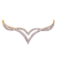 front M.jpg  Mangalsutra  Djewels the company which is pioneered in using latest techniques, implementing newer ideas, cost & manpower management was founded in 1985, and started wholesale readymade Jewellery business, under the brand name of Djewe...