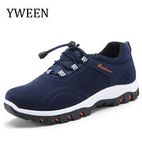 New Spring Summer man light massage casual shoes men's walking shoes male shoes $39.98