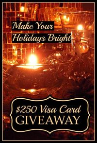Does your head hurt just thinking about hosting a holiday party? Don't miss these tips for stress free holiday entertaining & a $250 Visa gift card giveaway!
