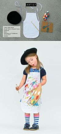 This Halloween, save on time, money and stress with these easy-to-make kid costumes. It took me only one Halloween of forgetting that one last thing I needed fo