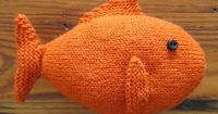 Knit Fish just because you can