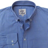 Vichy Blue Gingham Button Down Shirt �'�1299.00