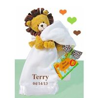 Little Lion Gift Box-Neutral - $76.99 - http://www.amerigiftbaskets.com/little-lion-gift-box-neutral.html