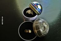 Star Wars ring boxes for wedding.