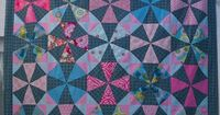 Kaleidoscope Quilt - This is the one I want to make!