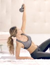 How to work out with kettlebells!