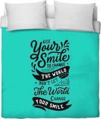 RODC Smile Duvet Cover $120.00