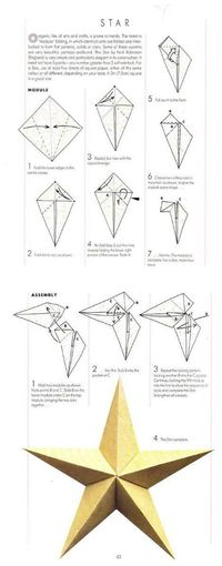 VERY easy, just fold and glue.