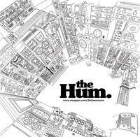 The Hum - doodle