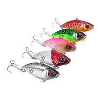 5 Pcs Fishing Lure Spinner Fishing Bait Hunting Fishing Tools