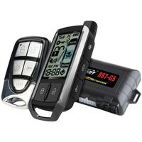 CrimeStopper(TM) RS7-G5 Cool Start(TM) 2-Way LCD Paging Remote-Start & Keyless-Entry System with Trunk Pop $199.95