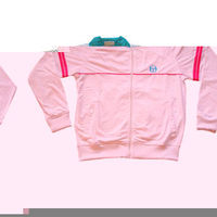Sergio Tacchini - Neon Star - White Pink Blue Full Zip Lightweight Fabric Fashionable Sporty Top http://www.comparestoreprices.co.uk/clothing/sergio-tacchini--neon-star--white-pink-blue.asp