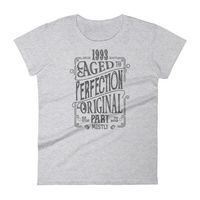Women's 1993 Birthday Gift, Vintage Born in 1993, 25th Birthday shirt for her, Made in 1993 T-shirt, 25 Year Old Birthday Shirt | BelDisegno $25.00