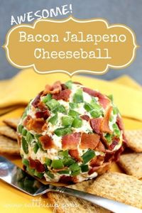 I just posted a seriously good Bacon Jalapeño recipe on Eat This Up! Make sure to head on over HERE and take a look!�€�