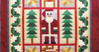 Christmas Memories Quilt - Pattern and Tutorial / Needle Knowledge