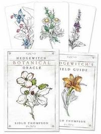 Hedgewitch Botanical Oracle By Siolo Thompson $27.99