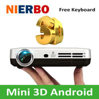 Mini 3D Projector 1080P Full HD DLP Smart Android Wireless Projector-Multimedia Bluetooth Projector $479.51