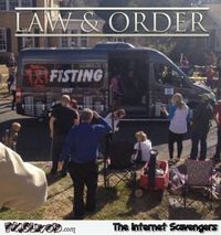 Law & Order fisting unit humor #funny #humor #lol #funnypictures #PMSLweb
