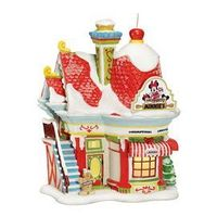 "Department 56: Disney Products - ""Minnie's Bakery"" - Would love any of the buildings or accessories"