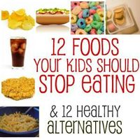 Healthy foods equal Healthy Kiddos!!!