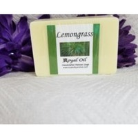 Lemongrass Soap @The Lavender Lilac