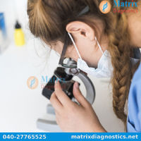 Matrix diagnostic centers are the best known diagnostic centers in Kukatpally with advanced equipment in diagnosing areas such as pathology, microbiology and all another laboratory diagnosis by our high professionals providing the quality services to ther...