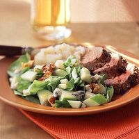 Classic Apple and Blue Cheese Salad by Cooking Light