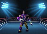 Maronba 3D Game Character Modeling Animation Design by 3D Production Animation Studio