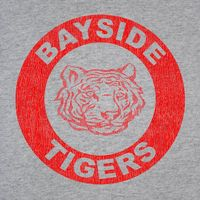 Bayside Tigers Unisex T-Shirt $22.99 �œ� Handcrafted in USA! �œ� Support American Artisans