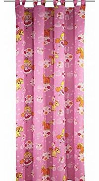Albani Nursery tab top curtain, Unicorn, pink with princess and unicorn print, 245 x 135 cm, 269001 No description (Barcode EAN = 4005241686514). http://www.comparestoreprices.co.uk//albani-nursery-tab-top-curtain-unicorn-pink-with-princess-and-un...