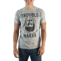Trouble Maker Grey T-Shirt $23.47