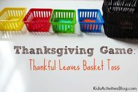 Are you looking for Thanksgiving games to get everyone moving?