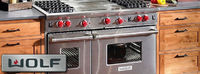 Looking for certified Wolf appliance repair NY and NJ service provider. Get your home appliance fixed by an industry expert. Call us to get a free examination of your device so you can fix your Wolf Appliance selectively. We deal with appliances of all br...