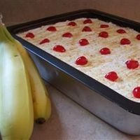 Banana Split Cake Allrecipes.com