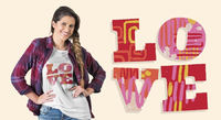 Love Shirt, Artistic Love T-shirt, Romantic Tee for Valentines Day, Wedding, Anniversary, Engagement, Wife, Fiance, girlfriend gift $19.99