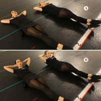 4 Abs Exercises from the Crazy Fit Rockettes http://www.womenshealthmag.com/fitness/rockettes