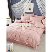 Contrast Trim Duvet Cover Set $97.00