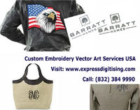 Best Quality Embroidery Digitizing Services providing Company in USA. Idea Custom Solutions Offers Custom Services For Your Business.
