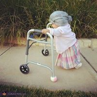 This is the most hilarious baby Halloween costume.