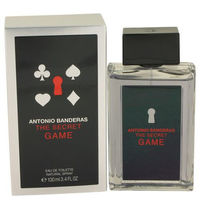 The Secret Game by Antonio Banderas Eau De Toilette Spray 3.4 oz (Men)