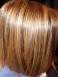 Light Brown Hair With Blonde Highlights And Red Lowlights