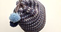 Free pattern crochet hat