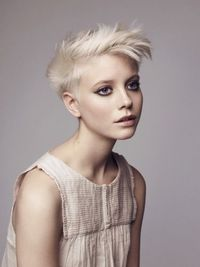 Always looking for a great haircut...like this one.