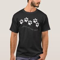 Leader of the Pack Dog Lover's T-Shirt