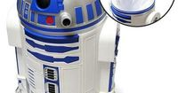 I found 'Star Wars R2-D2 Trash Can' on Wish, check it out!