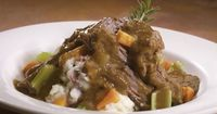 Prime Time pot roast Served at: Fifties Prime Time Cafe in Hollywood Studios at Disney World